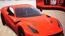 Ferrari F12 GTO screenshots from private configurator seem legit