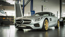 Mercedes-AMG GT gets tuned to 595 hp