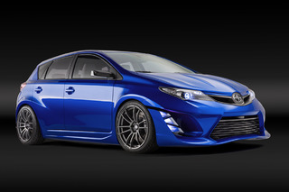 Scion iM Concept Brings Toyota Auris Stateside