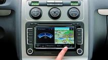 VW Latest Generation Radio-Navigation System
