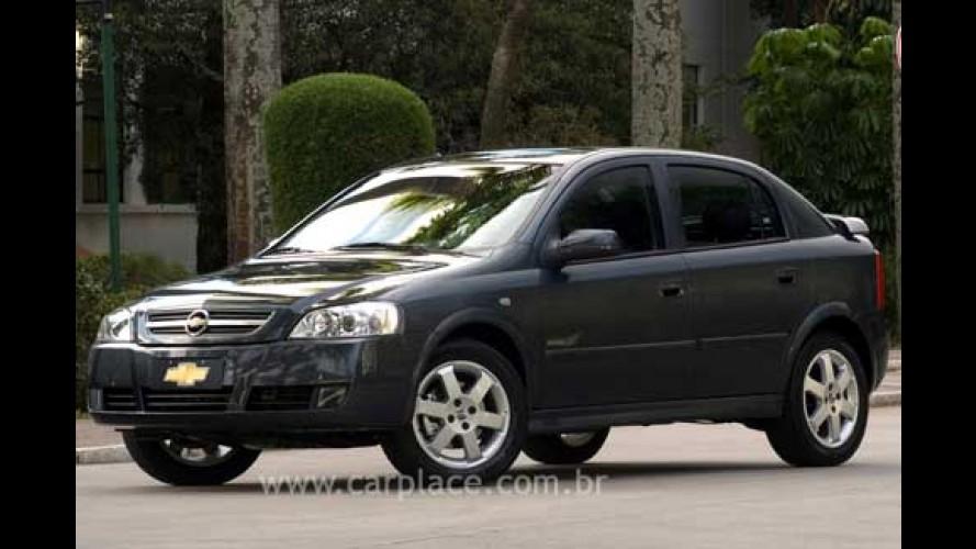 Chevrolet convoca Recall para Astra, Vectra e Zafira 2007