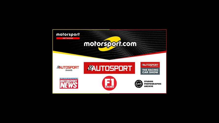 Motorsport Network acquires Autosport and the Haymarket Media Group's motor racing portfolio