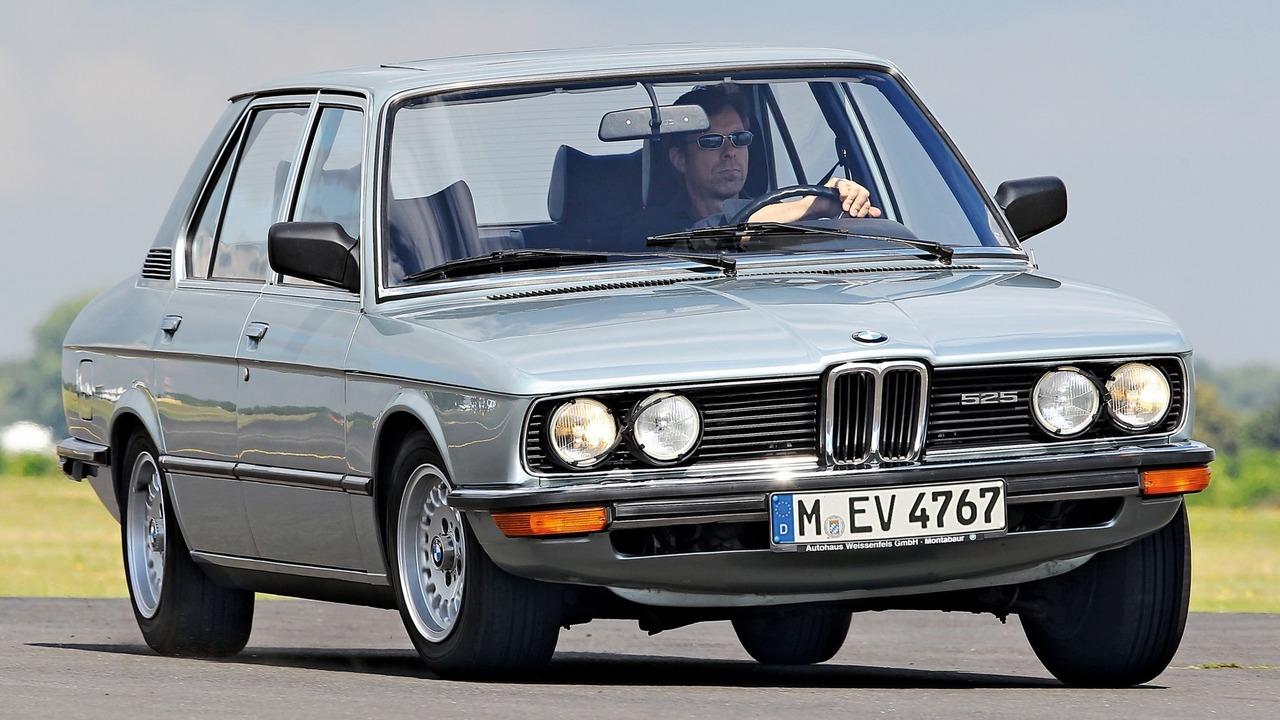 BMW 525 Sedan E12
