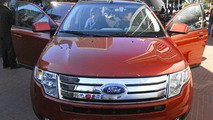 Ford Edge Media Launch - San Francisco