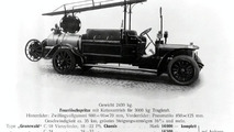 1906: World's First Gasoline Powered Fire Fighting Pump