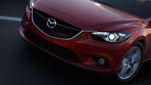 2014 Mazda6 first official photos 25.07.2012