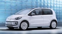 OFFICIAL: Volkswagen Up! five-door revealed