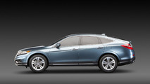 2013 Honda Crosstour concept bows in the Big Apple [videos]