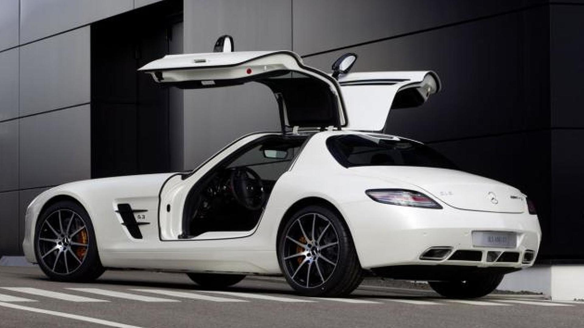 2013 Mercedes SLS AMG GT Nurburgring lap time is 7:30 - priced for US