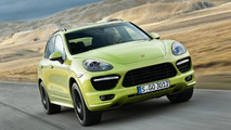 Porsche Cayenne driver in Romania captured by three speed cameras in several minutes