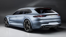 Porsche Panamera Sport Turismo makes driving debut [video]
