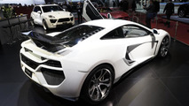 FAB Design McLaren MP4-12C Terso debuts in Geneva