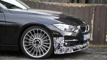 Alpina D3 Bi-Turbo Touring facelift spy photo