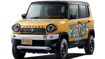 Suzuki heading to Tokyo Auto Salon with trio of petite concepts
