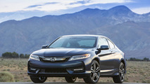 2016 Honda Accord Coupe facelift