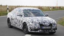 2012 Audi A4 Avant and sedan facelift spied for first time