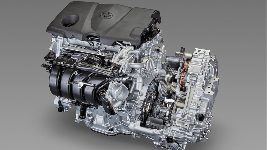 Toyota's new 10-speed gearbox and engine boost fuel economy 20 percent