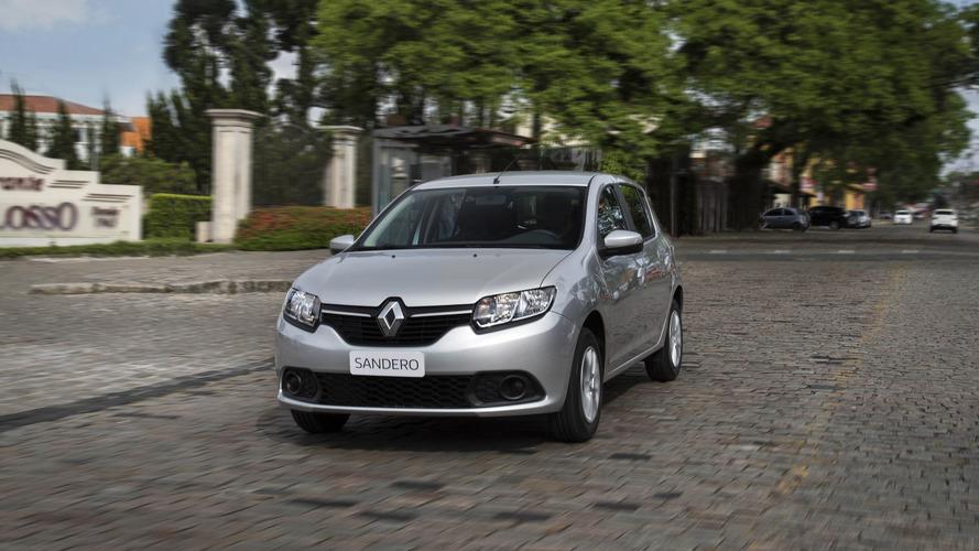 Volta rápida Renault Sandero 1.0 SCe - Alma urbana