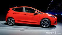 2017 Ford Fiesta live photos