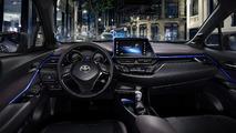 Toyota reveals C-HR interior