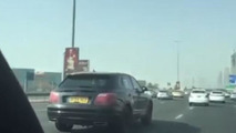 2016 Bentley Bentayga spied in Dubai [video]