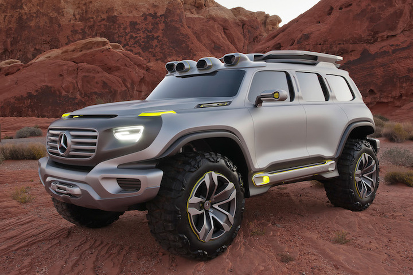 Baby Mercedes G-Wagen Arrives in 2019, Designed to be Tough