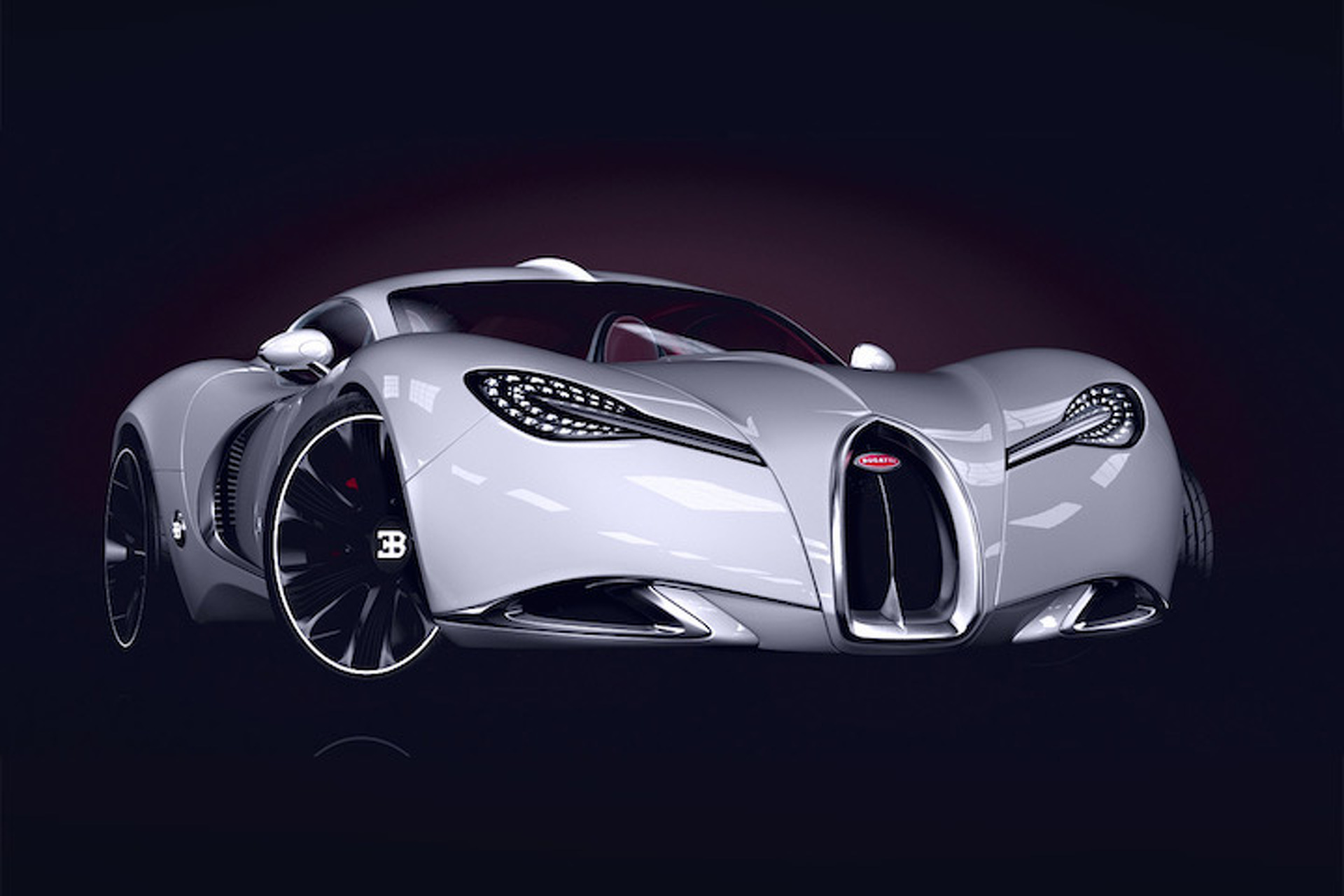 Bugatti Chiron Coming in 2016 with 1500HP