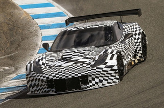 Chevrolet Corvette C7.R Racecar to Debut in Detroit