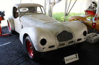 Aston Martin Previously Owned by Leonard Bernstein Sells For $825K