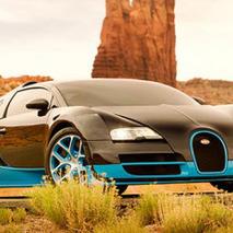 New Transformers Vehicles Include Daimler, Bugatti, Stingray