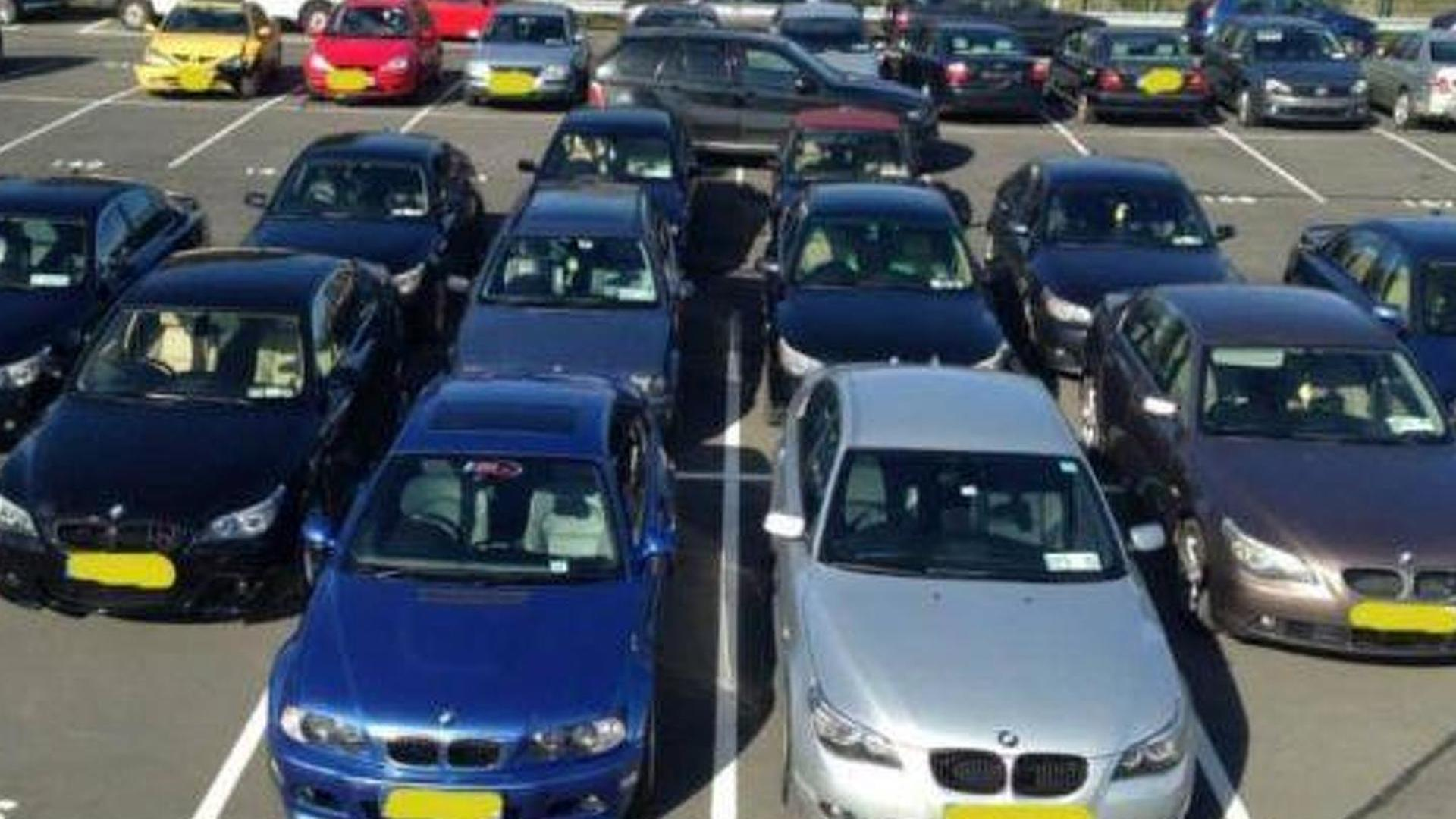 Irish police seizes 18 BMWs after these were registered as having smaller engines