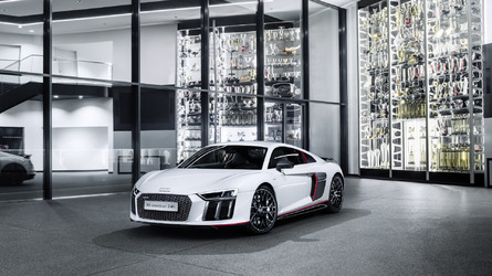 Audi brags about 24H Nurburgring triumph with R8 V10 Plus special edition