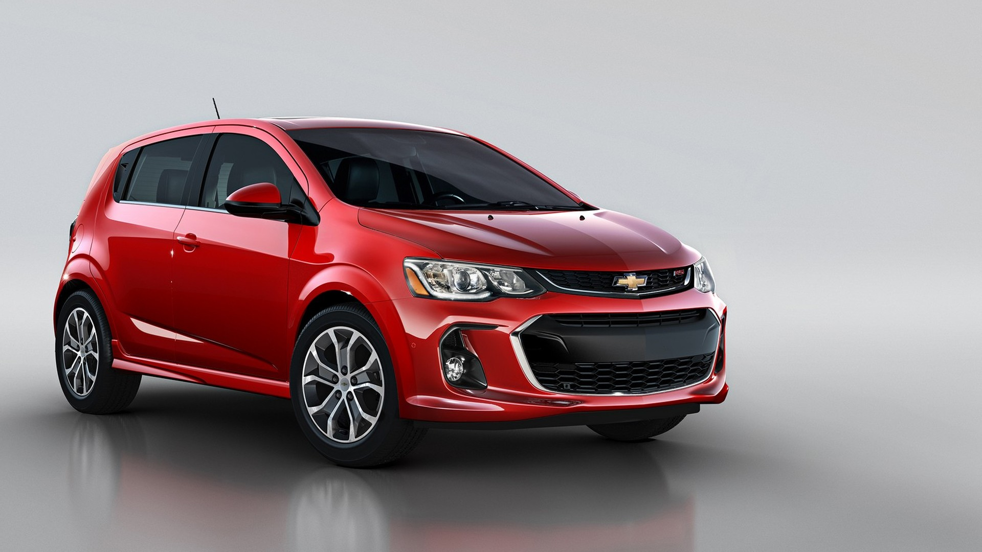 2017 Chevy Sonic Facelift Unveiled For New York Chevrolet