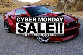 Cyber Monday: Five Awesome Auto Deals