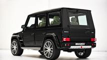2013 Brabus Widestar 800 debuts at Qatar Motor Show