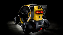 Twizy Renault Sport F1 Concept shown in the flesh [video]
