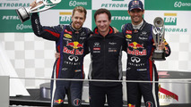 Winning won't drive Red Bull out of F1 - Ecclestone