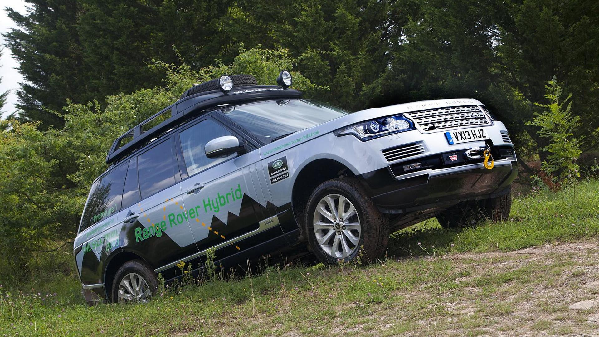 JLR SVO boss hints at an off-road focused Range Rover