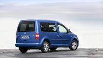 Volkswagen Caddy BlueMotion 22.8.2013