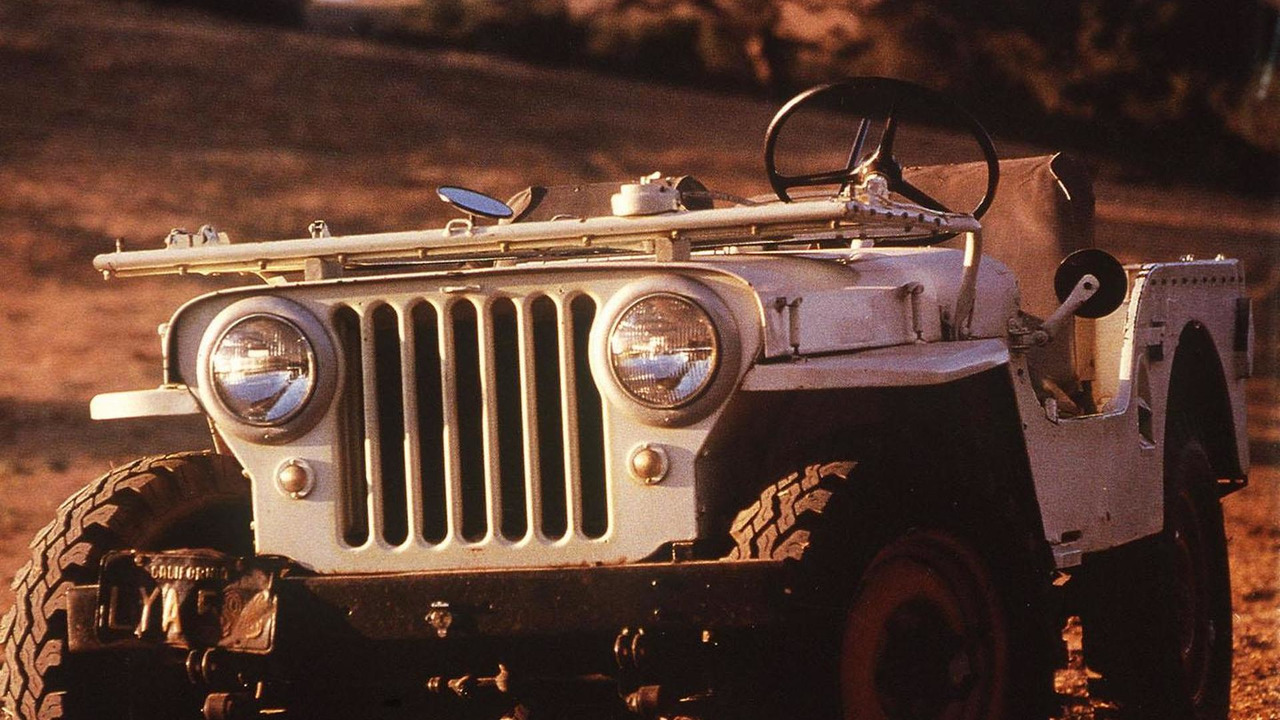 1946 Jeep Willys Universal 18.11.2013