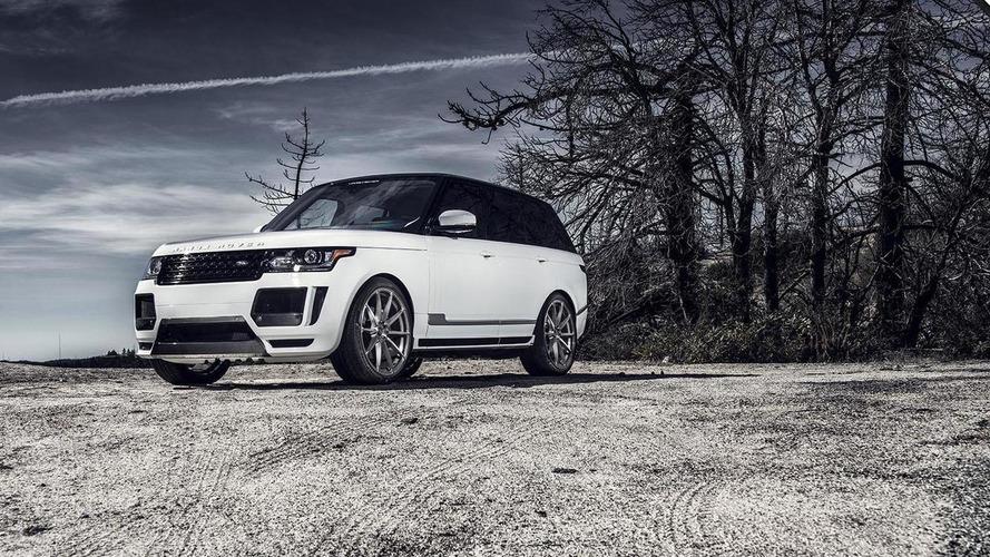 Vorsteiner introduces the Range Rover Veritas