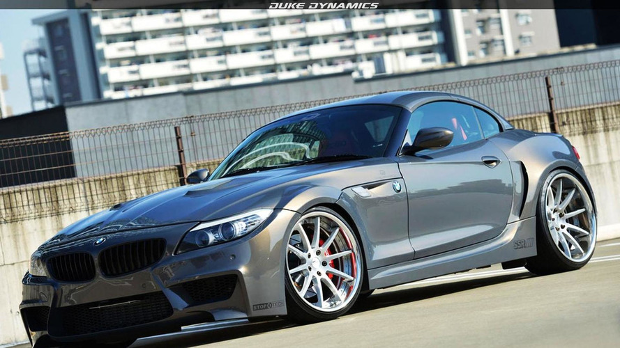 Duke Dynamics introduces a wide body kit for the BMW Z4