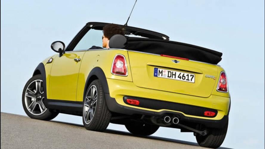 MINI Cooper S Cabrio com motor 1.6 16V turbo de 175 cv chega semana que vem no Brasil