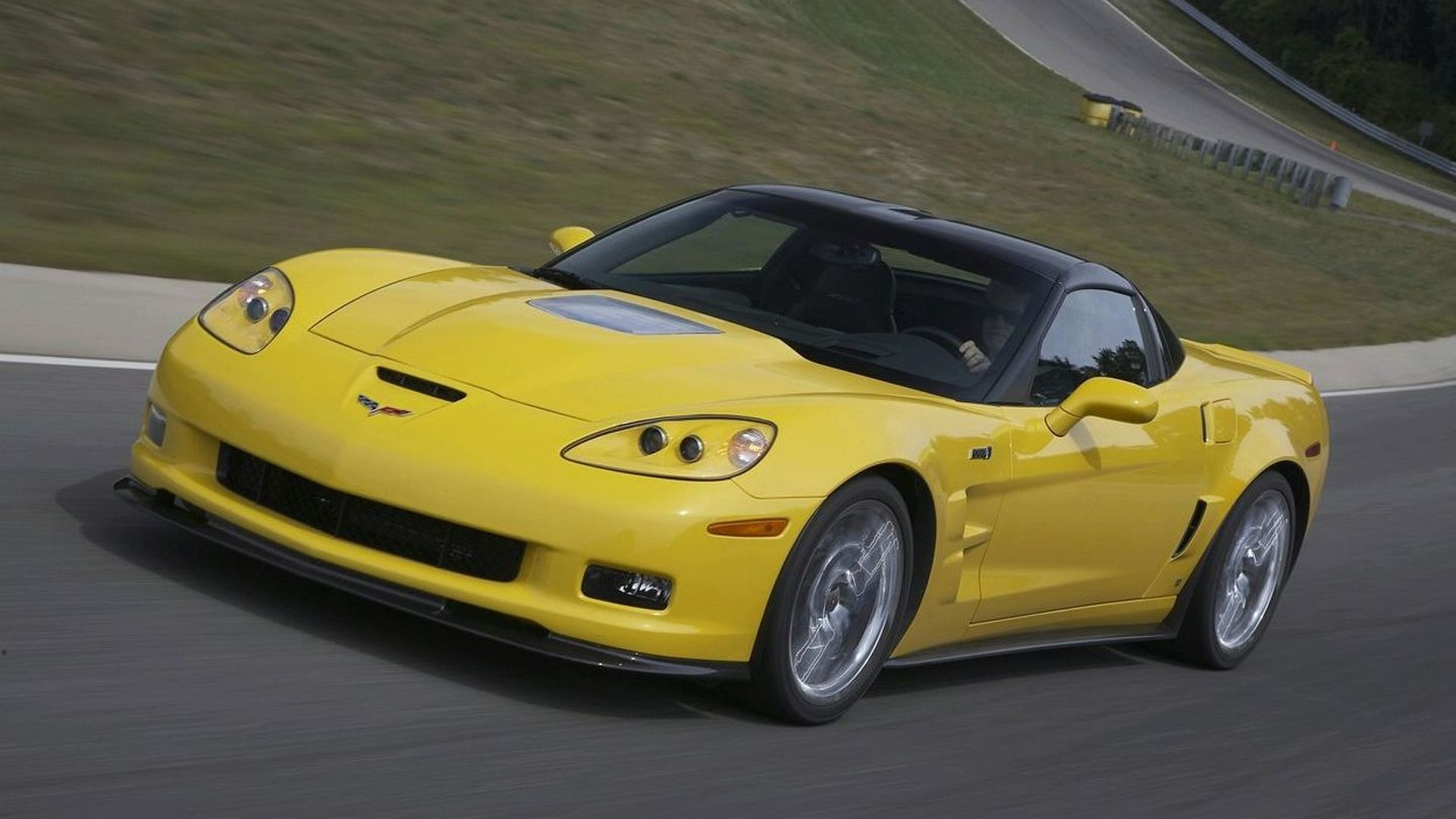 Corvette ZR1 UK Pricing set at a gut wrenching £109K