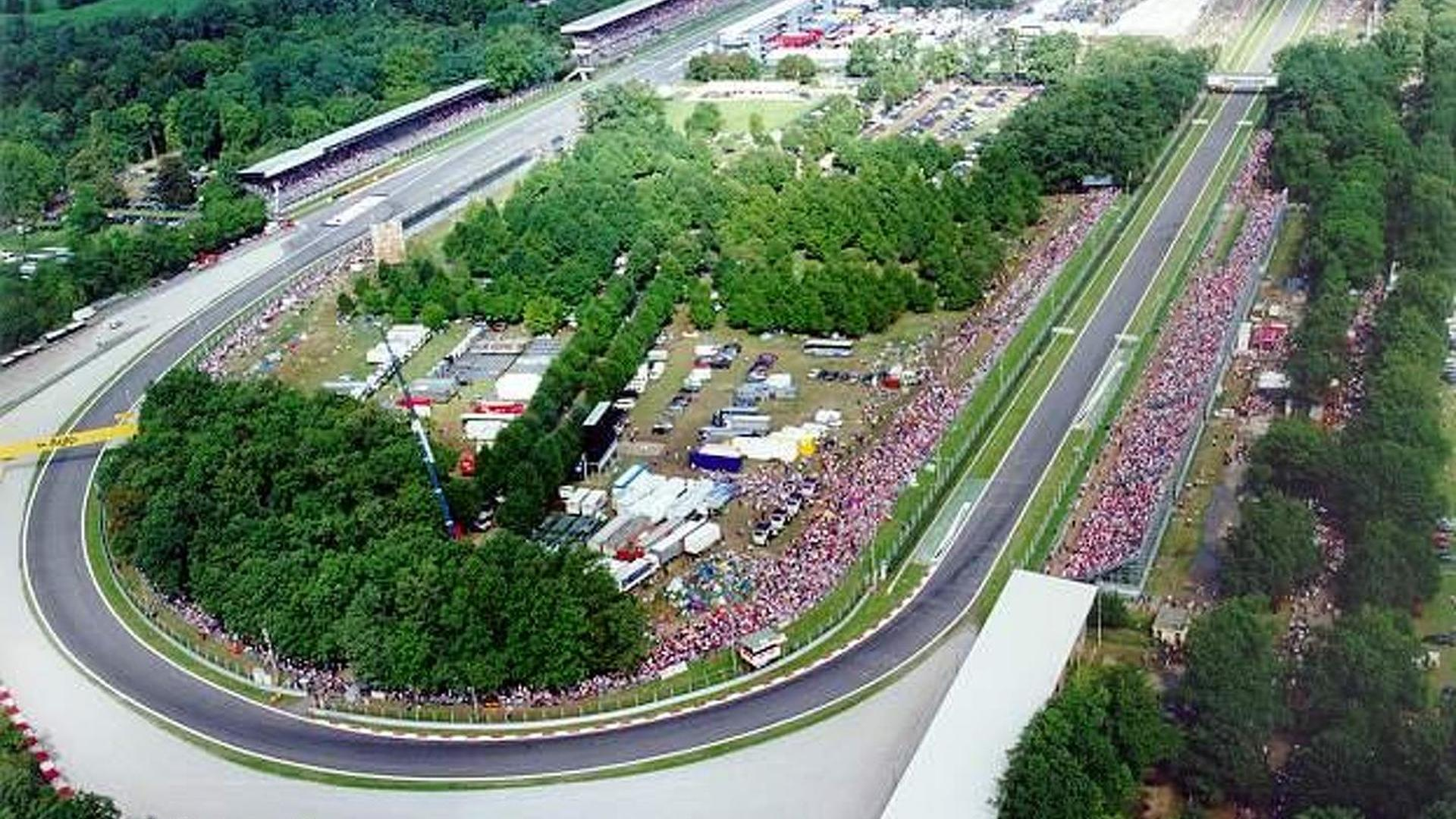 Monza set for F1 rescue talks in Monaco - organizer