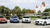 Audi A4 celebrates 20th anniversary, new model confirmed for 2015