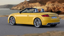Audi TT Roadster goes into production in Hungary