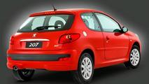 Peugeot 207 Brasil