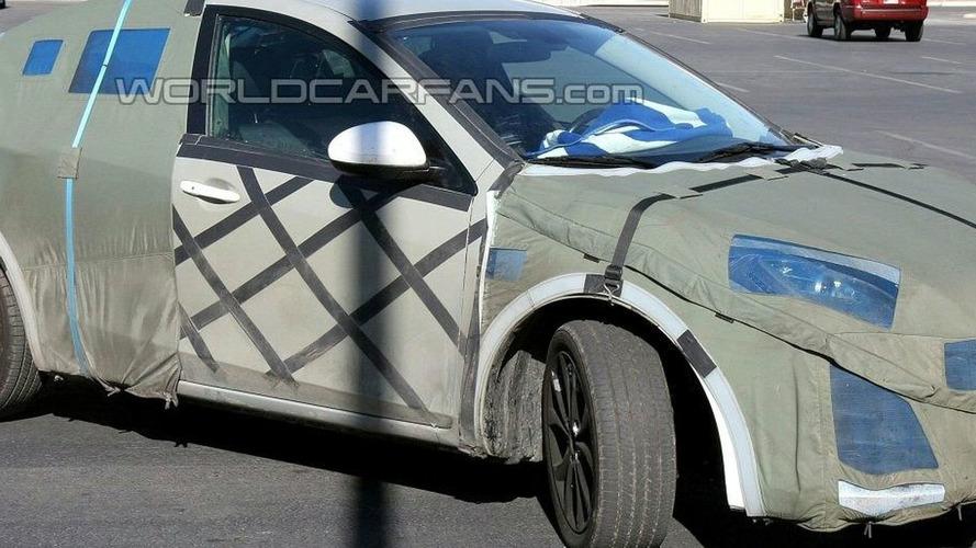 Next Generation Mazda3 Spied