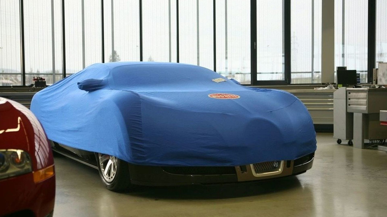 Bugatti Veyron Hermes 'Special Edition' Sneak Preview